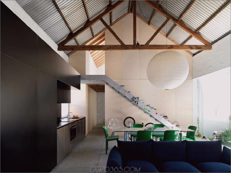 Umbau von Innenräumen von Richard Peters Associates