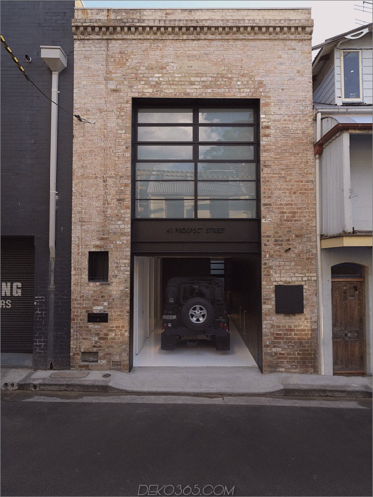Strelein Warehouse von Ian Moore Architects