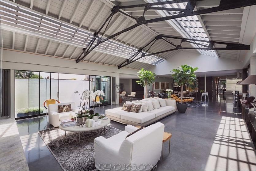 Umbau des Londoner Lagers durch Gumuchdjian Architects