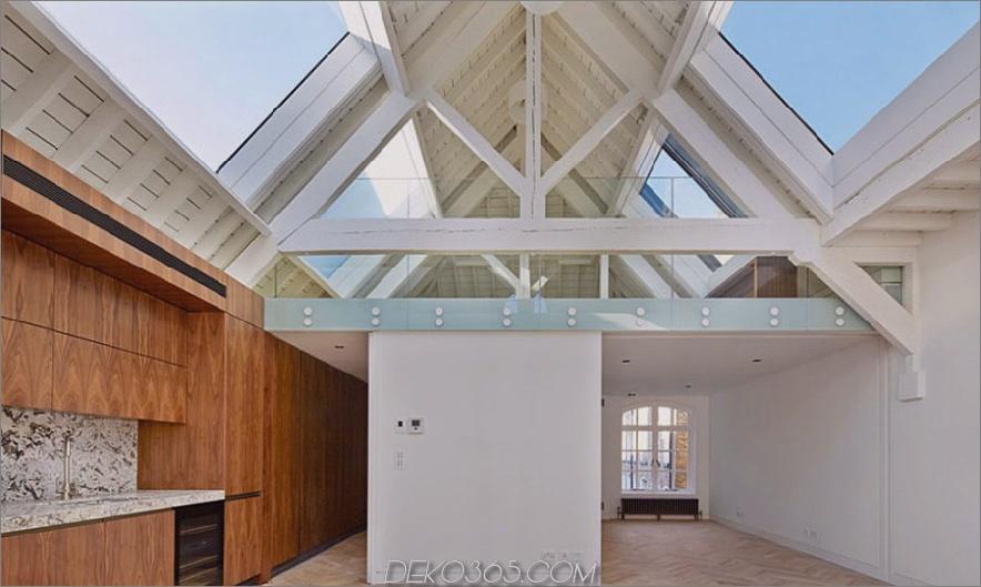 Emrys Architects Convent Gartenlager-Umstellung