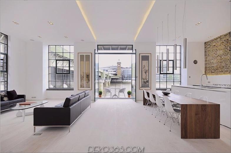 Clink Street Apartment von Chiara Ferrari Studio