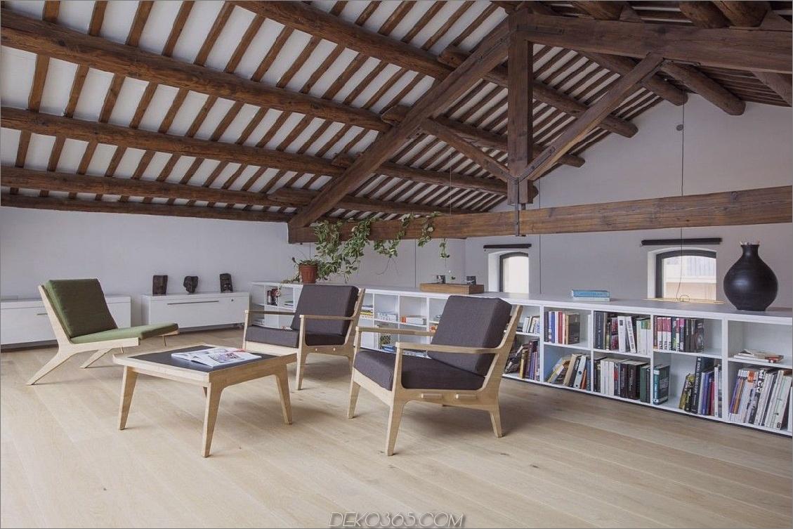 Lagerumbau Casa OV, Spanien
