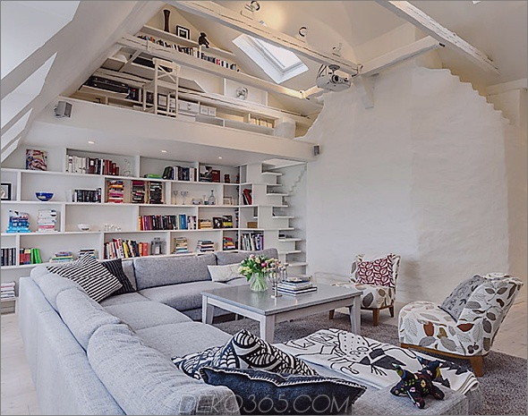 Land zeitgenössische Interieur stockholm 2 Country Contemporary Interiors in Stockholm, Schweden