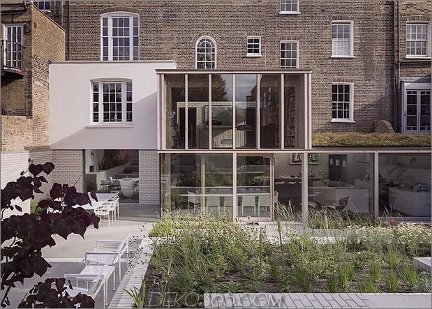 Das alte Londoner Haus bekommt frisches Glas. 1 thumb 630x450 10767 Das alte Londoner Haus bekommt ein frisches Glas