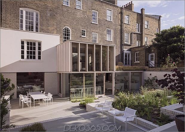 altes Londoner Zuhause erhält frisches Glas 2 thumb 630x450 10769 Das alte Londoner Haus erhält ein frisches Glas