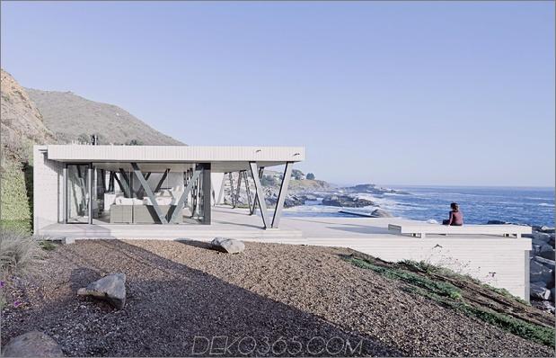 Abgewinkelte Stützsäulen erstellen vs Ferienwohnung 1 exterior thumb 630xauto 45602 Das Ferienhaus Chile verwendet abgewinkelte Stützsäulen, um den Ästhetiken etwas hinzuzufügen und die Ansichten zu erhalten