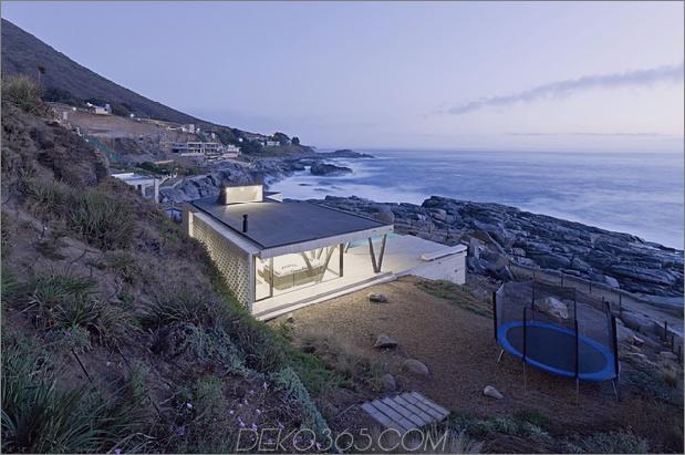 gewinkelte Stützsäulen erstellen vs Ferienhaus 2 site thumb 630xauto 45604 Das Ferienhaus Chile verwendet abgewinkelte Stützsäulen, um die Ästhetik zu verbessern und die Ansichten zu erhalten