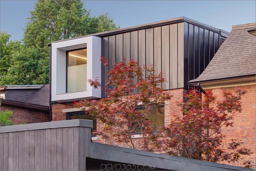 Seitenansicht 900x600 Century Old Toronto Home bekommt einen völlig neuen Look