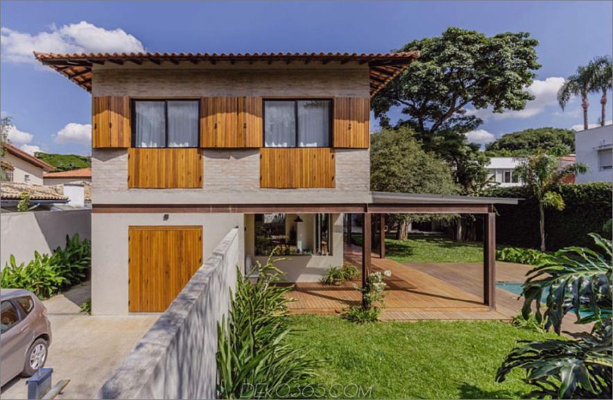 Das renovierte Haus aus den 1950er Jahren vereint Moderne und Zeitgenossenschaft_5c58e02092dc5.jpg