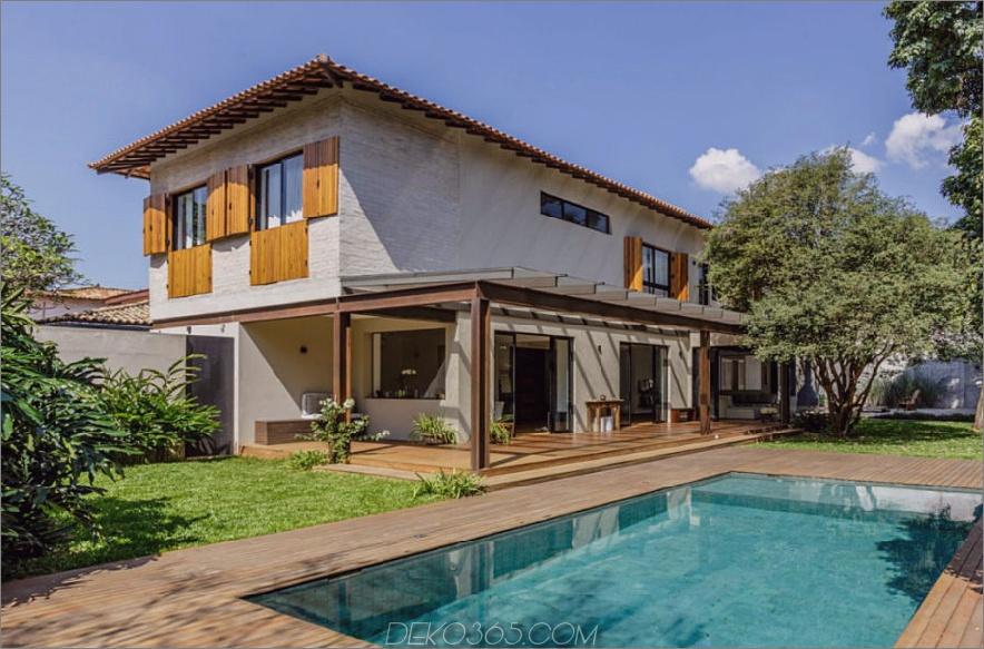 Das renovierte Haus aus den 1950er Jahren vereint Moderne und Zeitgenossenschaft_5c58e021267c5.jpg