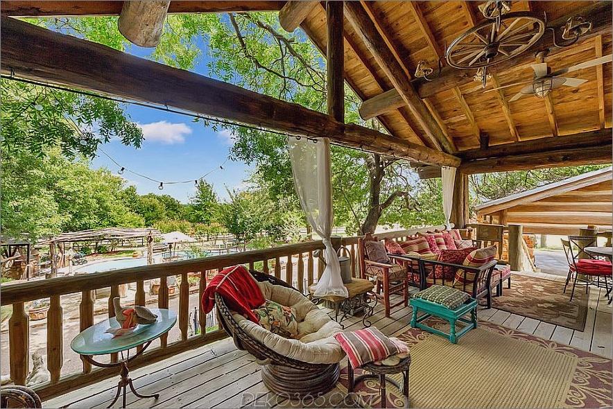 Holzböden Deck Deck Trends, die die Outdoor-Landschaft übernehmen