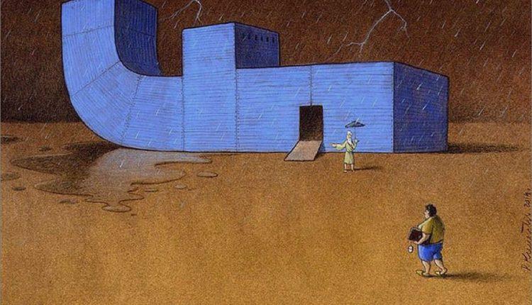Der Karikaturist Pawel Kuczynski geht mit seiner Kunst, die zum Nachdenken anregt, auf Facebook_5c58fa756e36f.jpg