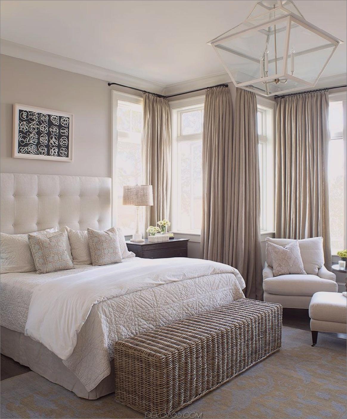neutral Vorhänge Schlafzimmer Die besten Vorhänge, um Ihr Schlafzimmer zu verbessern