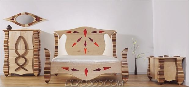 nachhaltige skulpturale allan lake furniture 1 thumb 630xauto 33244 Die erstaunliche Kreativität und Handwerkskunst von Allan Lake Furniture