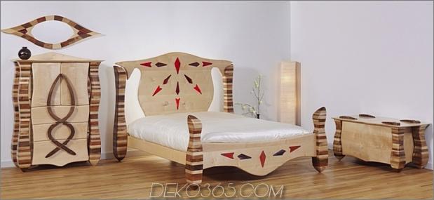 nachhaltige skulpturale allan lake furniture 2 thumb 630xauto 33246 Die erstaunliche Kreativität und Handwerkskunst von Allan Lake Furniture