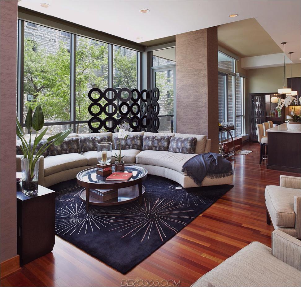 Wohnzimmer aus schwarzer Eiche Die Top-2019-Möbeltrends, die Sie bei der Renovierung Ihres Hauses berücksichtigen sollten