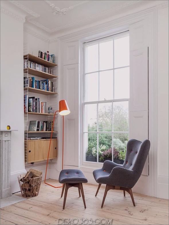 Dieser große Lesestuhl aus Holzkohle von Mitte des Jahrhunderts. Diese 15 Lesestühle machen Ihre Ecken zu viel Gemütlichkeit