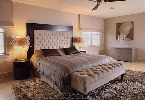 zeitgenössisches Schlafzimmer