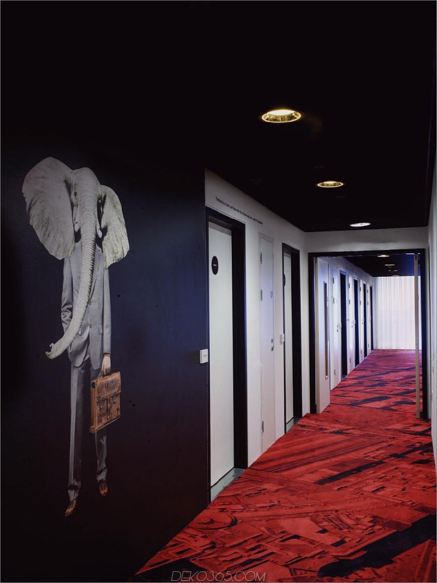 CitizenM Hotel Glasgow Glasgow 900x1200 Diese dramatischen Korridore machen Ihren Gästen einen bleibenden Eindruck