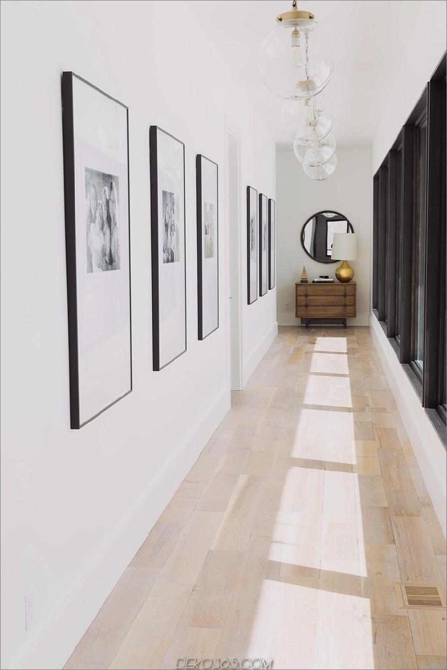 Flur der Porträtgalerie über Studio McGee