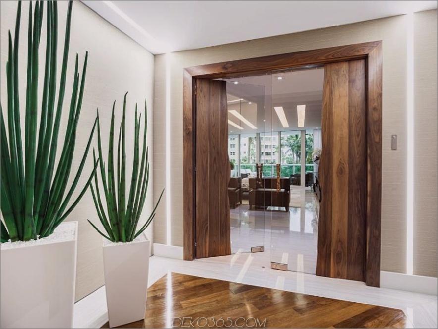 Coole moderne Halle von 2id Interiors