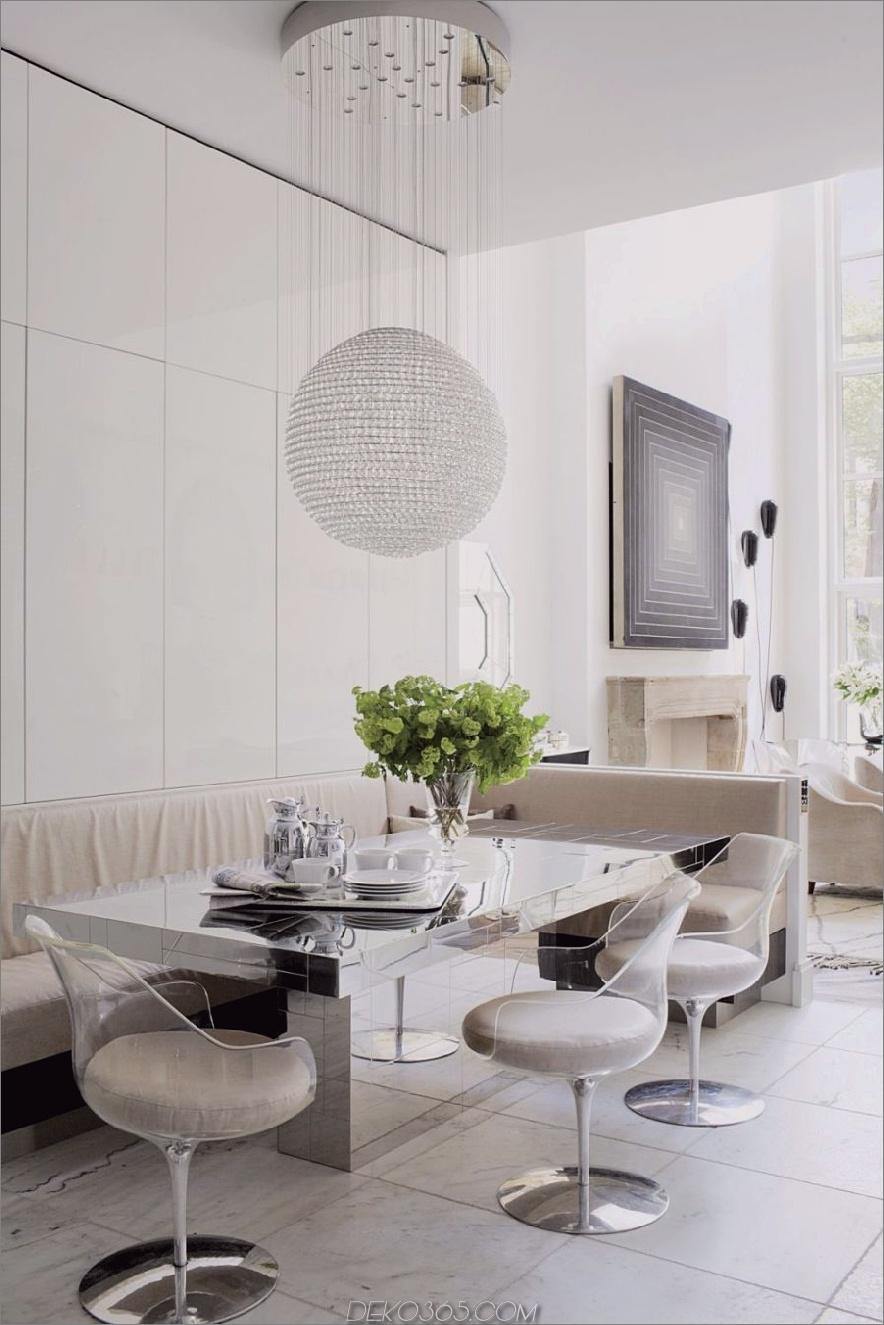 Modernes Esszimmer von Pamplemousse Design