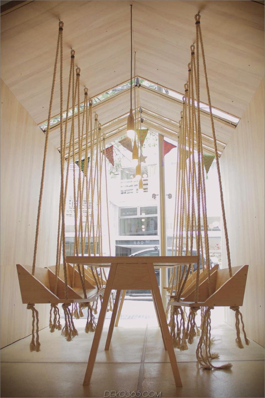 Sitze hängen