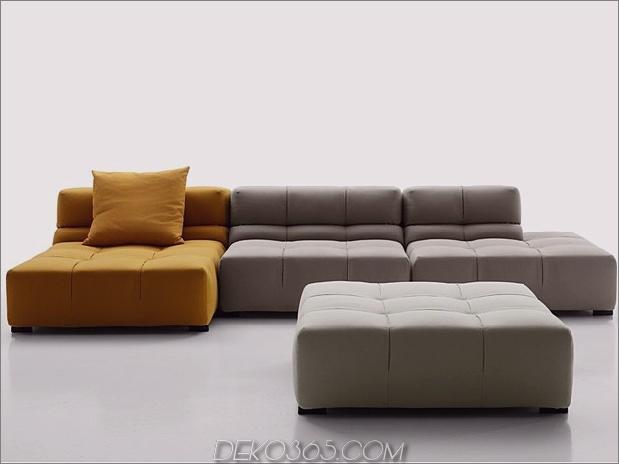 Dieses trendige kubische Sofa ist eine neue Ergänzung zu Tufty Time. 1 thumb 630xauto 54852 Dieses trendige kubische Sofa ist eine neue Ergänzung der Tufty Time Collection von B & B Italy