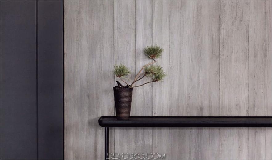 Kleine lebendige Details machen das Haus einladender
