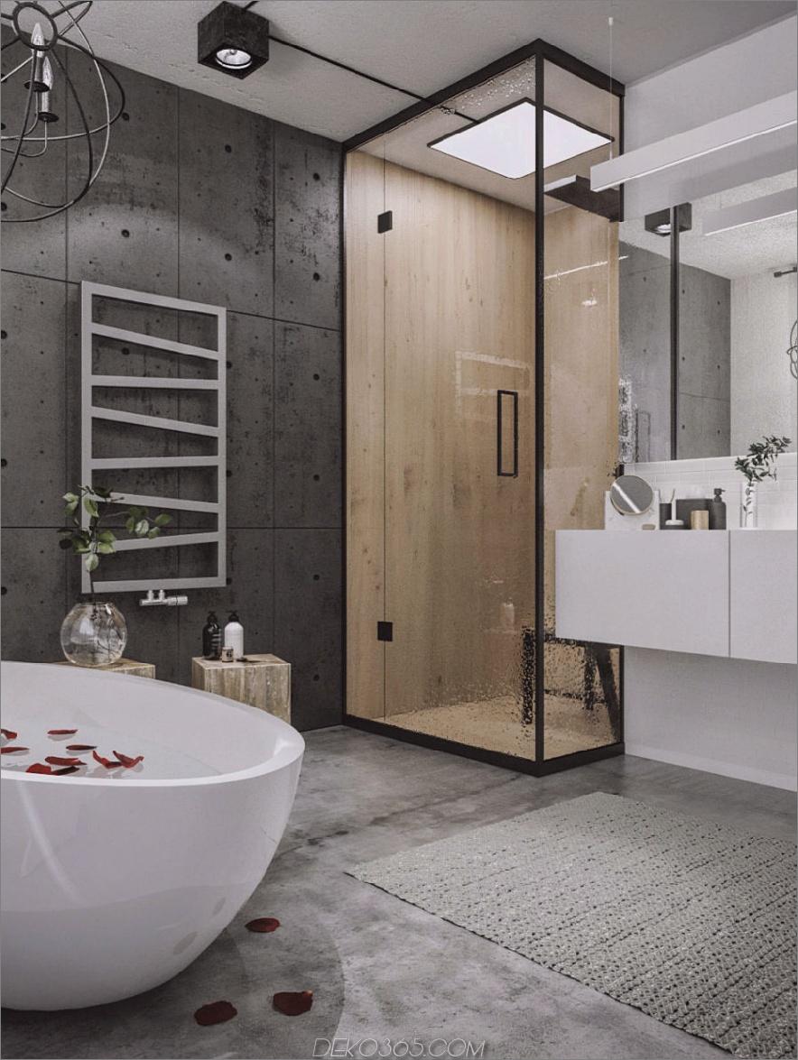 Dieses zeitgenössische Loft-Projekt beweist, dass industrieller Look Luxe sein kann_5c58b7586a163.jpg