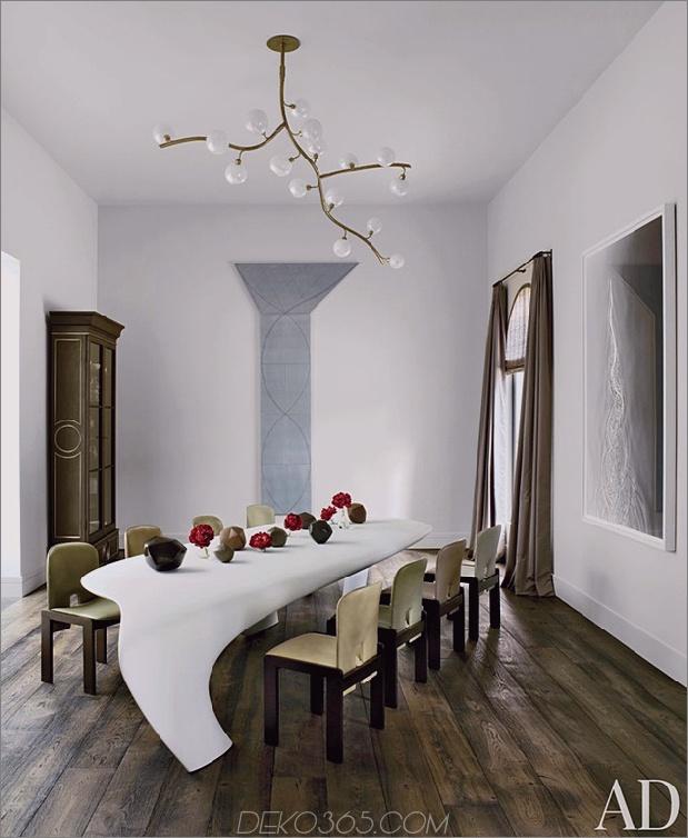 Dramatische Esszimmer: 30 wunderschöne elegante Ideen_5c590b20016d5.jpg
