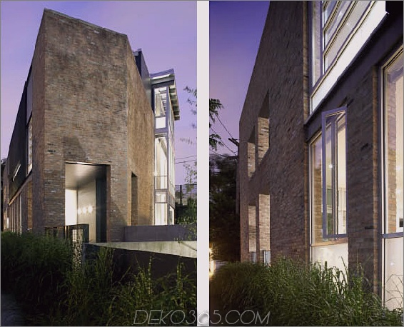 dreieckiger Hausplan-dreistöckiger Atrium-3.jpg