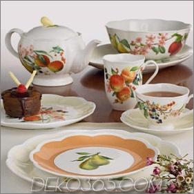 Fruit Pattern Dinnerware - neues Lenox Orchard in Bloom-Geschirr bei Macy