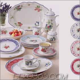 Cottage Style Geschirr aus der Villeroy & Boch - Cottage Inn Kollektion