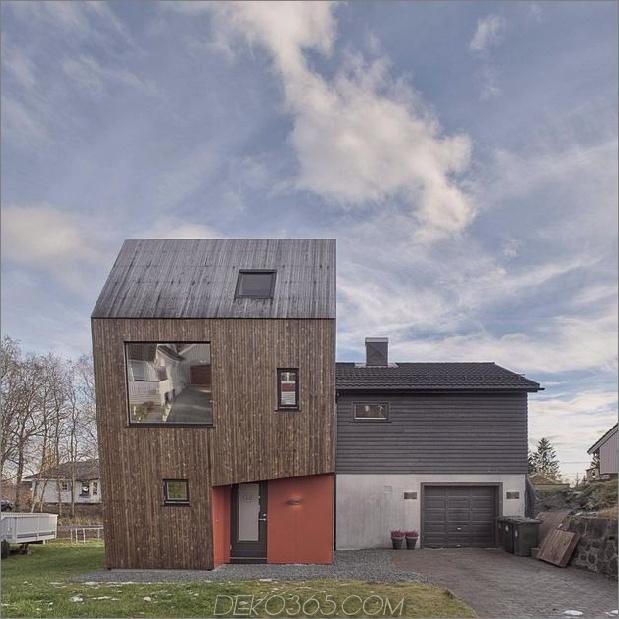 kantiger Hauszugang mit Sperrholz ausgekleidet 1 gerader Vorderdaumen 630xauto 41798 Eckiger Hauszugang mit Sperrholz ausgekleidet
