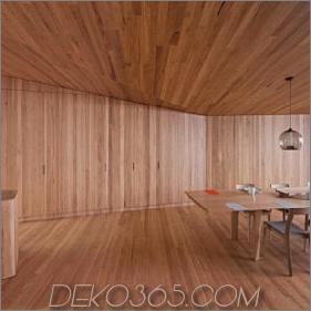Der Wald und das Meer: Beach House Interiors von John Wardle Architects