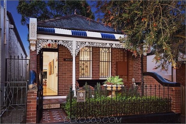Heritage-Haus wird mit einer modernen Renovierung neu erfunden 1 Fassade thumb 630x420 15395 Ein Heritage-Haus wird mit einer zeitgenössischen Renovierung neu erfunden