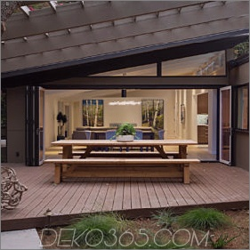 Mid Century House Remodel Project von Klopf Architecture im Bay Area, CA