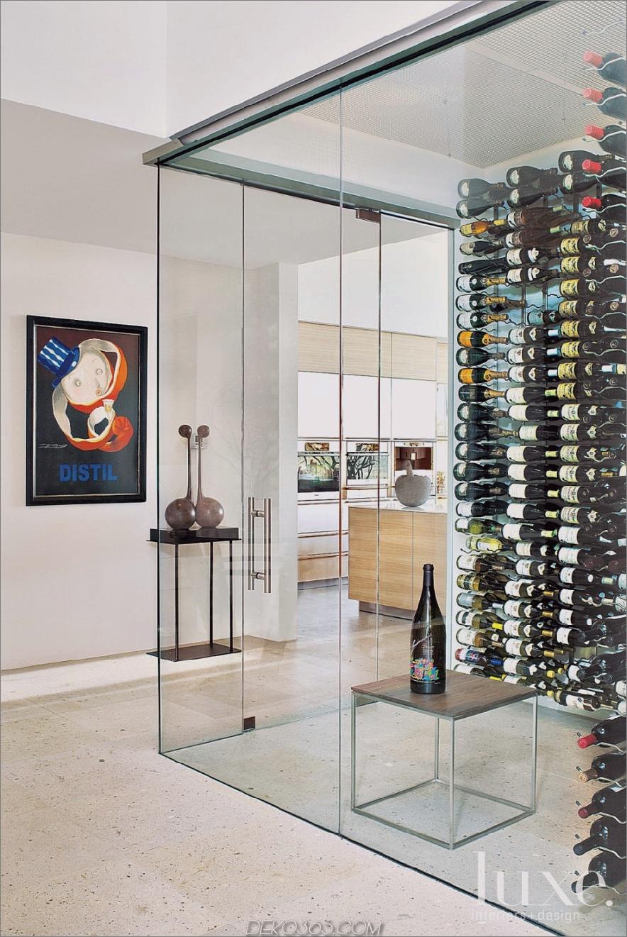 Weinglasgehäuse
