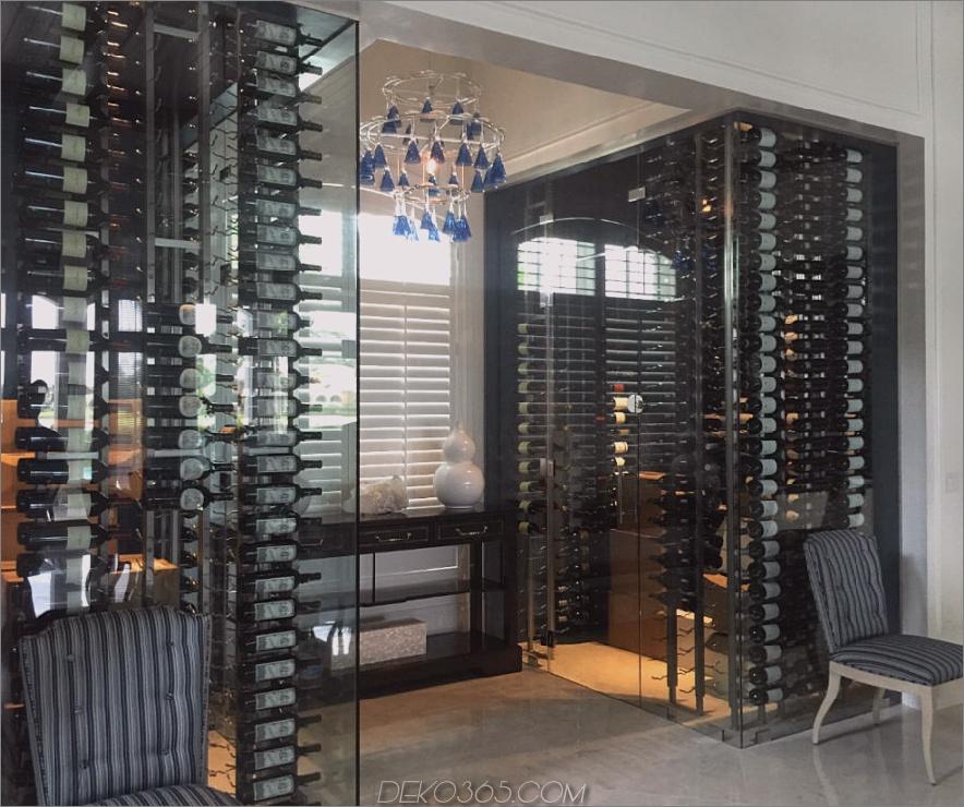 Doppelglas-Weinkisten