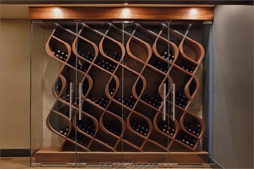 Custom Wine Cellar von Genuwine Cellars