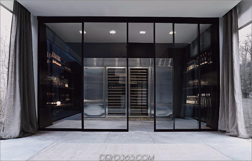 Glas Weinraum