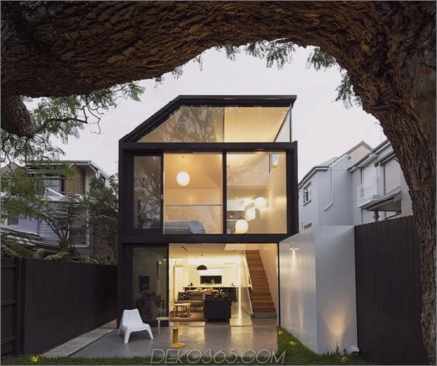 coole Glasverlängerung verleiht dem traditionellen Zuhause einen modernen Rand 1 thumb 630x528 11941 Die coole Glasverlängerung verleiht dem traditionellen Zuhause einen modernen Rand