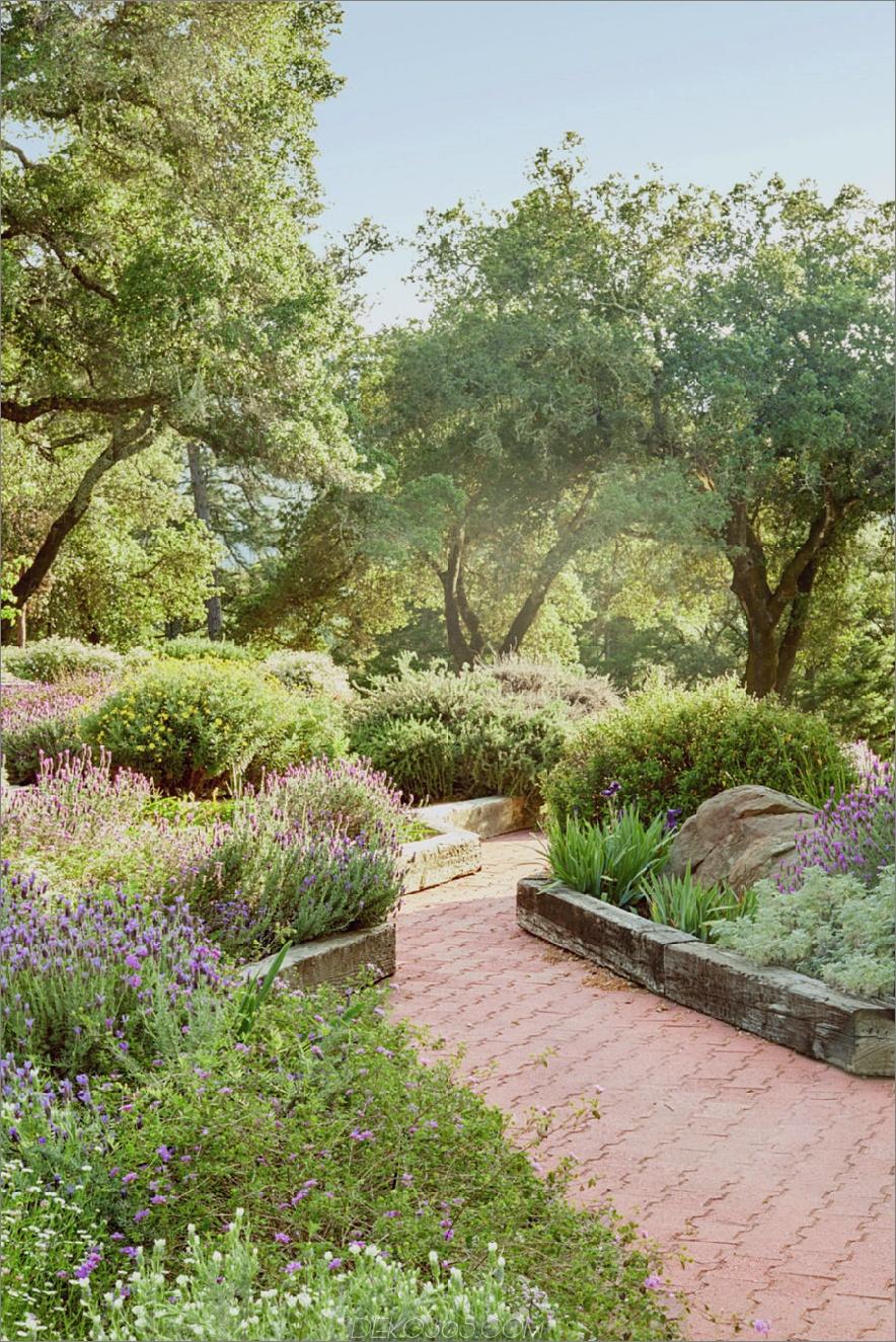 Gartenweg 900x1350 Einfache und kühle Landschaftsideen