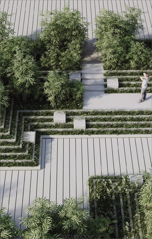 Penda-Labyrinthgarten