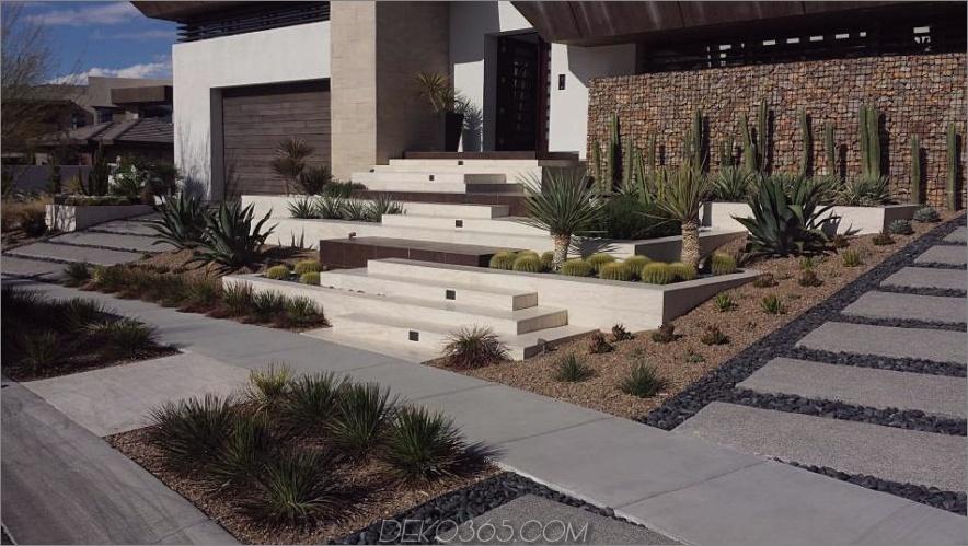 Sage Design Studios wasserloser Vorgarten