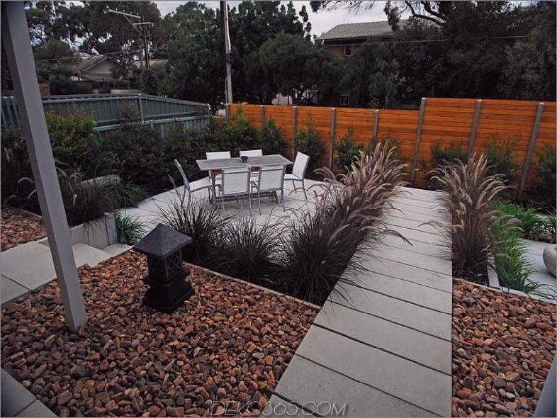 Wartungsarmer Garten
