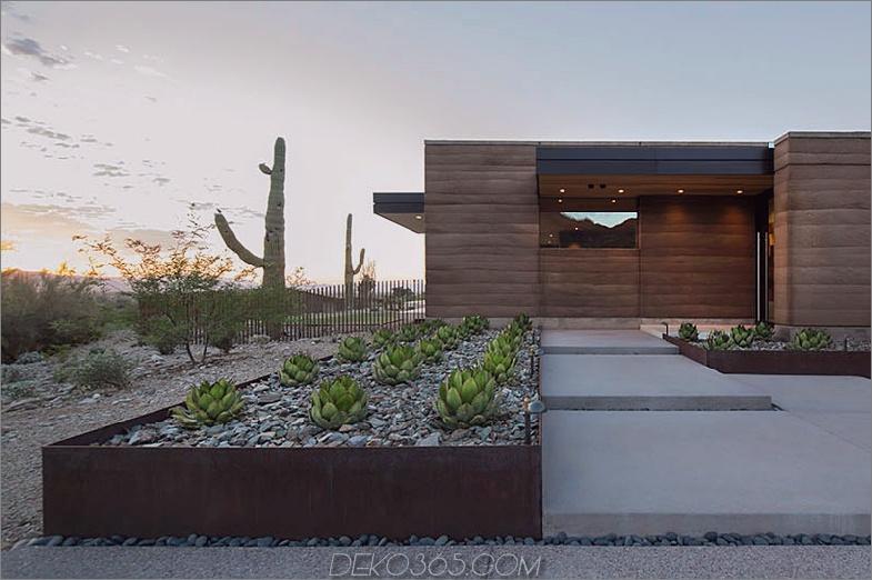 Wasserloser Garten von Kendle Design Collaborative
