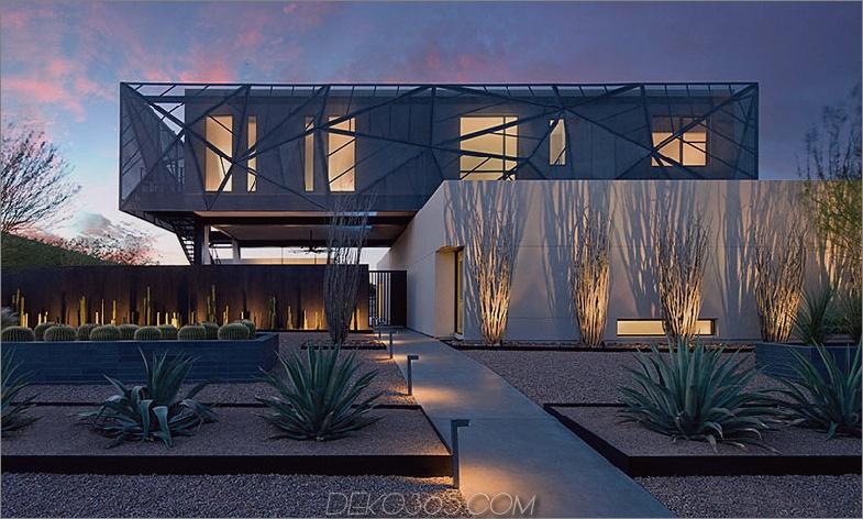 Das Tresarca House von Assemblage Studio