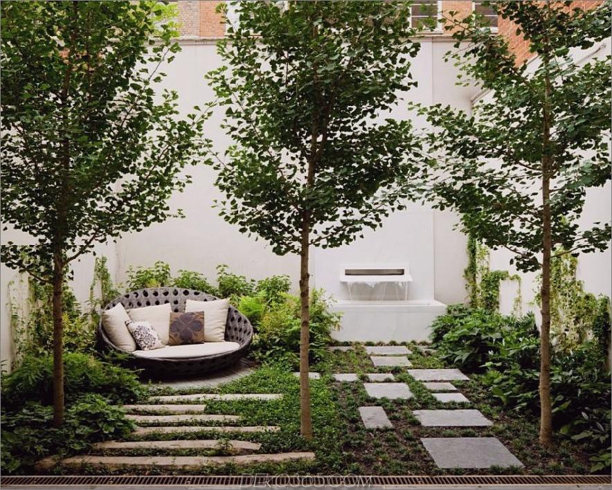 Hinterhof von Nelson Byrd Woltz Landscape Architects